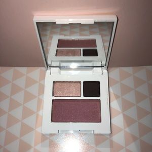 Clinique Shadow Duo and Blush